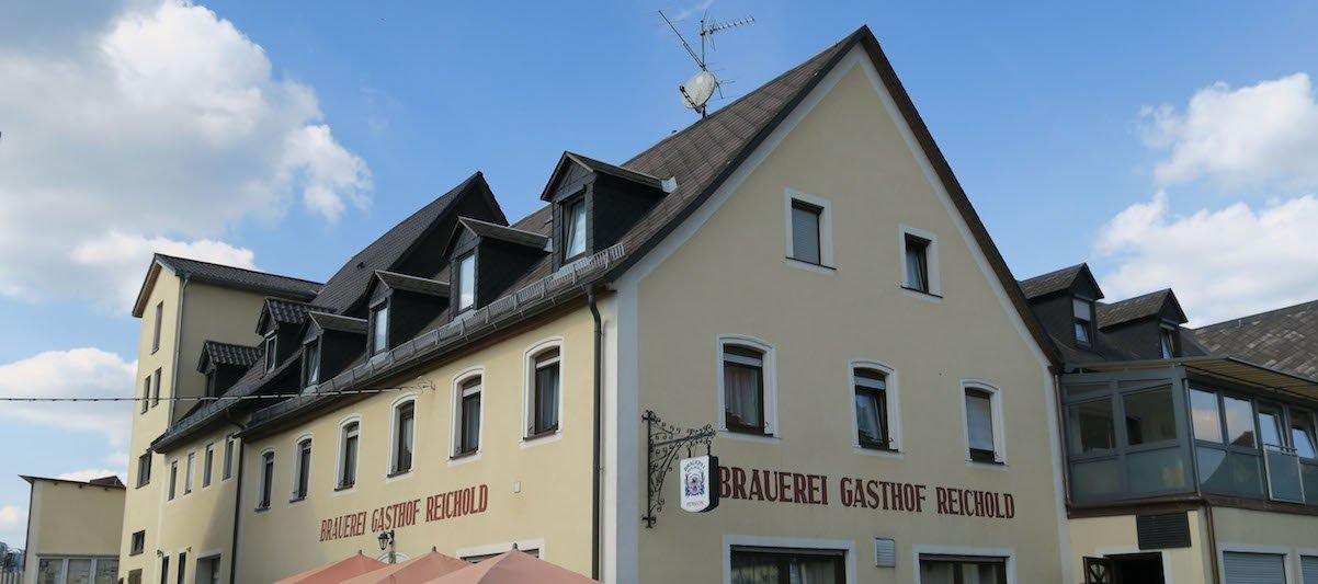 Brauerei Gasthof Reichelt in Hochstahl