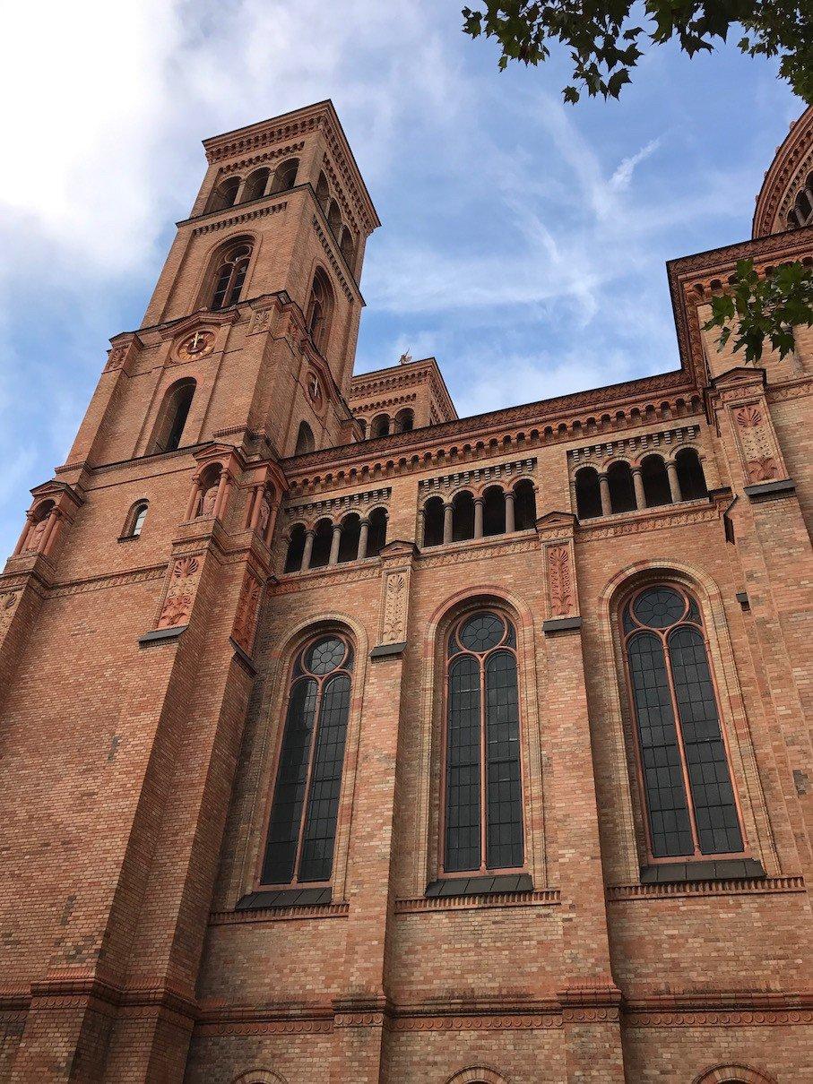 St. Thomas Kirche am Mariannenplatz