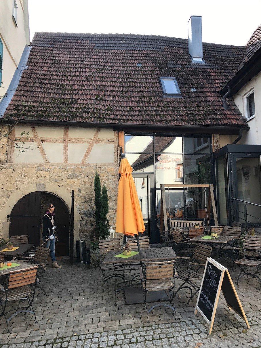 Gässles-Stube in Hessigheim