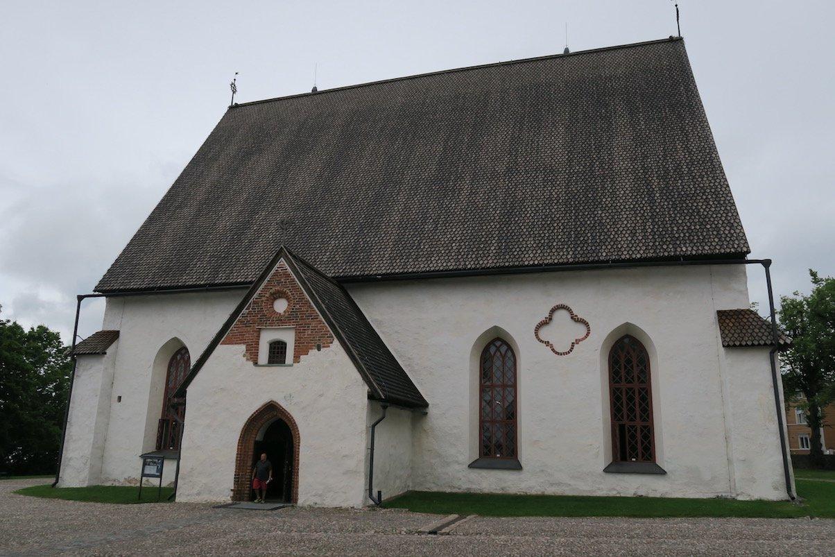 Der Dom von Porvoo