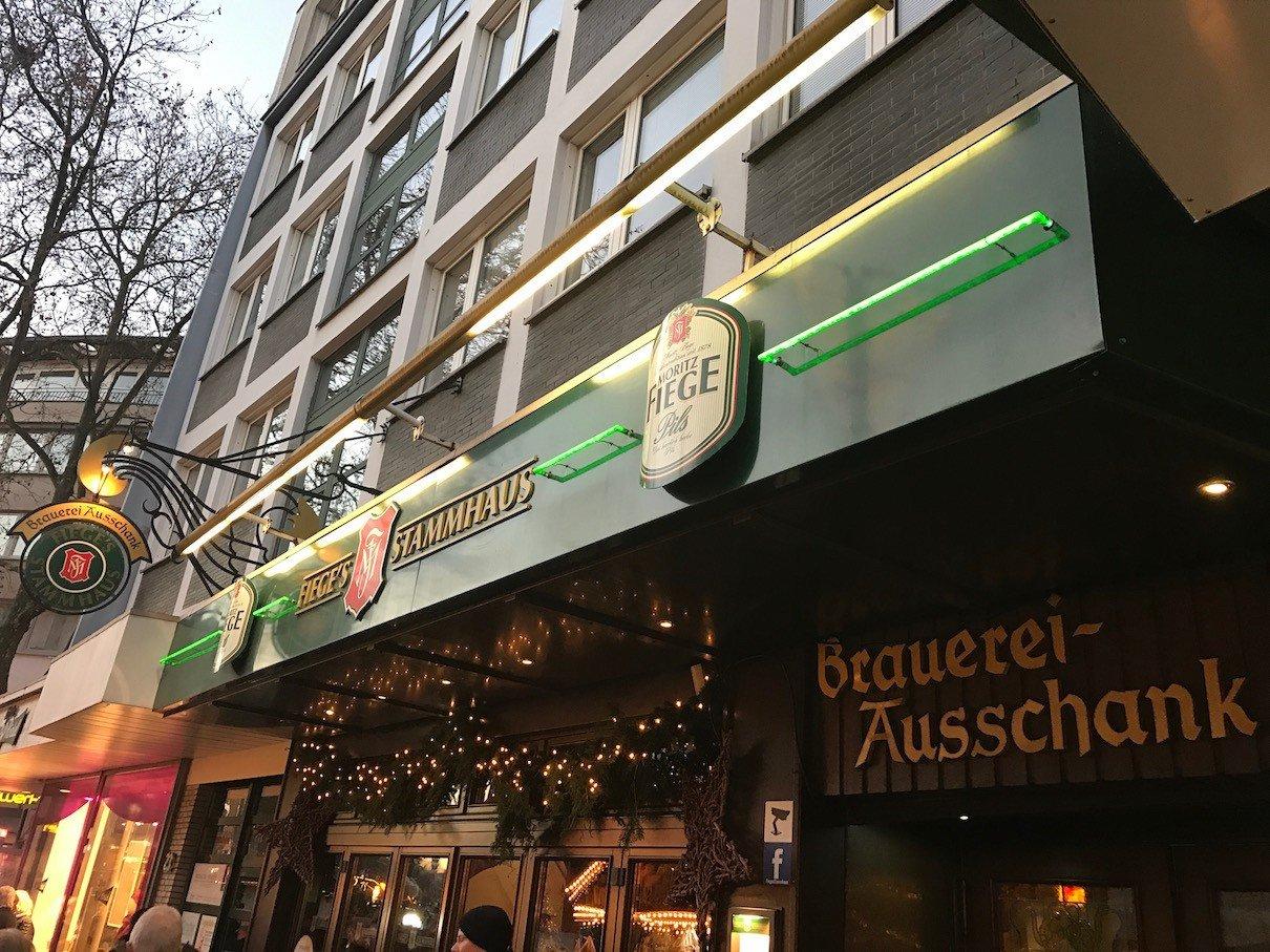 Brauereiausschank MORITZ FIEGE
