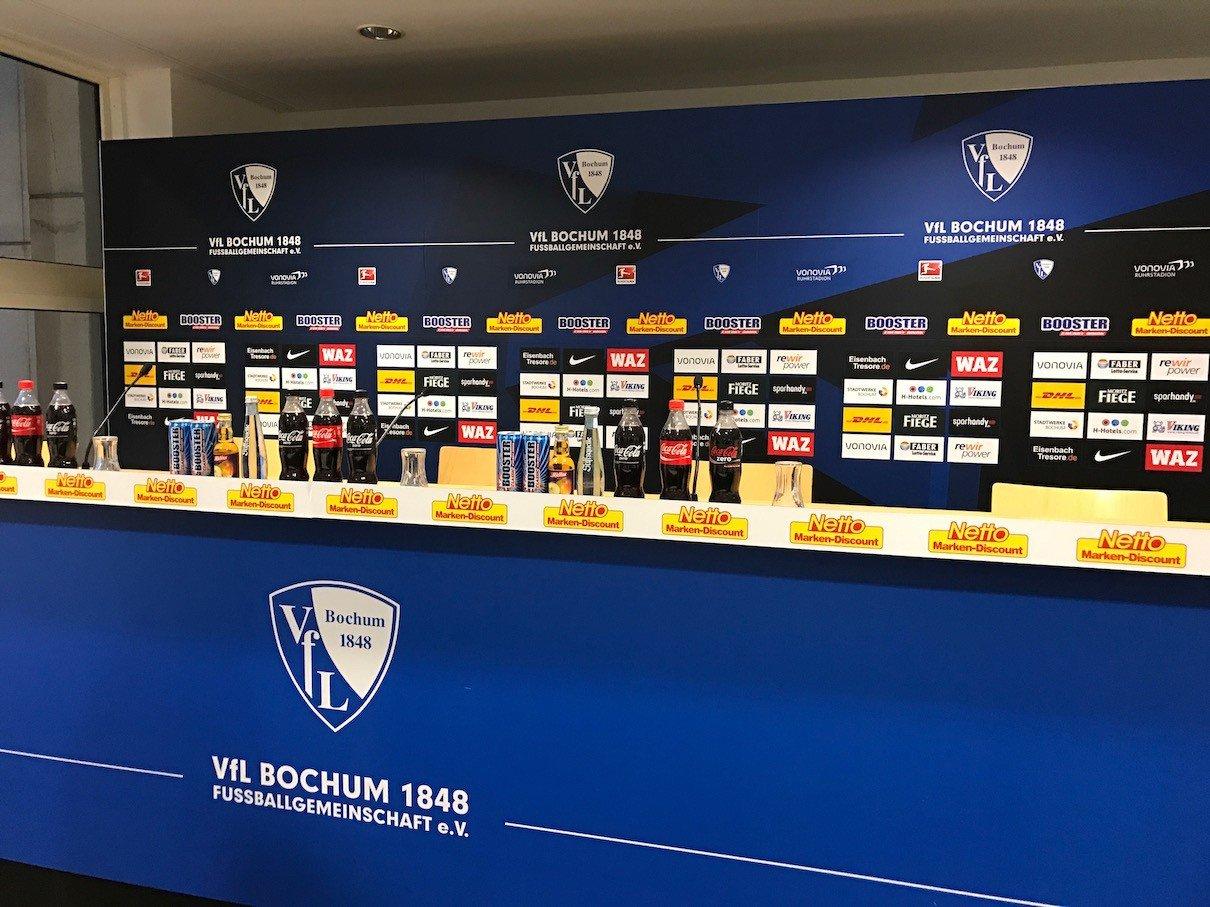 Pressezentrum Vonovia Ruhrstadion