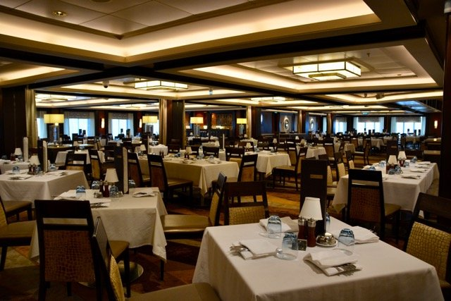Hauptrestaurant Manhattan Room