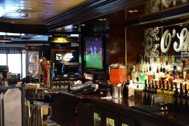 Die O'Sheehan's Bar