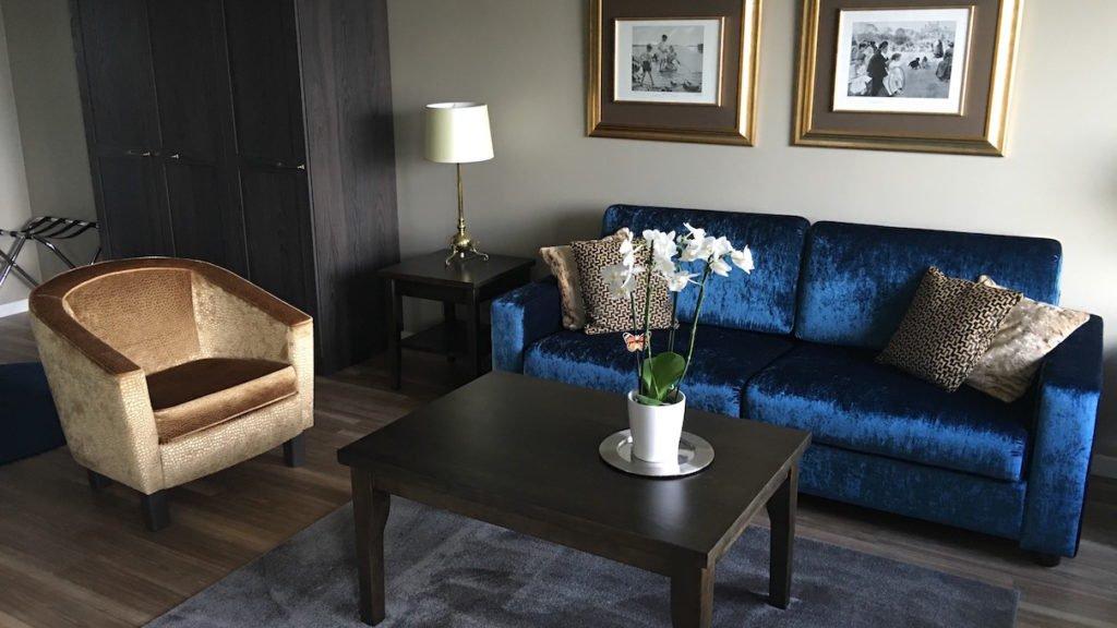Ist das nicht traumhaft schön im Hotel Haikko in Finnland