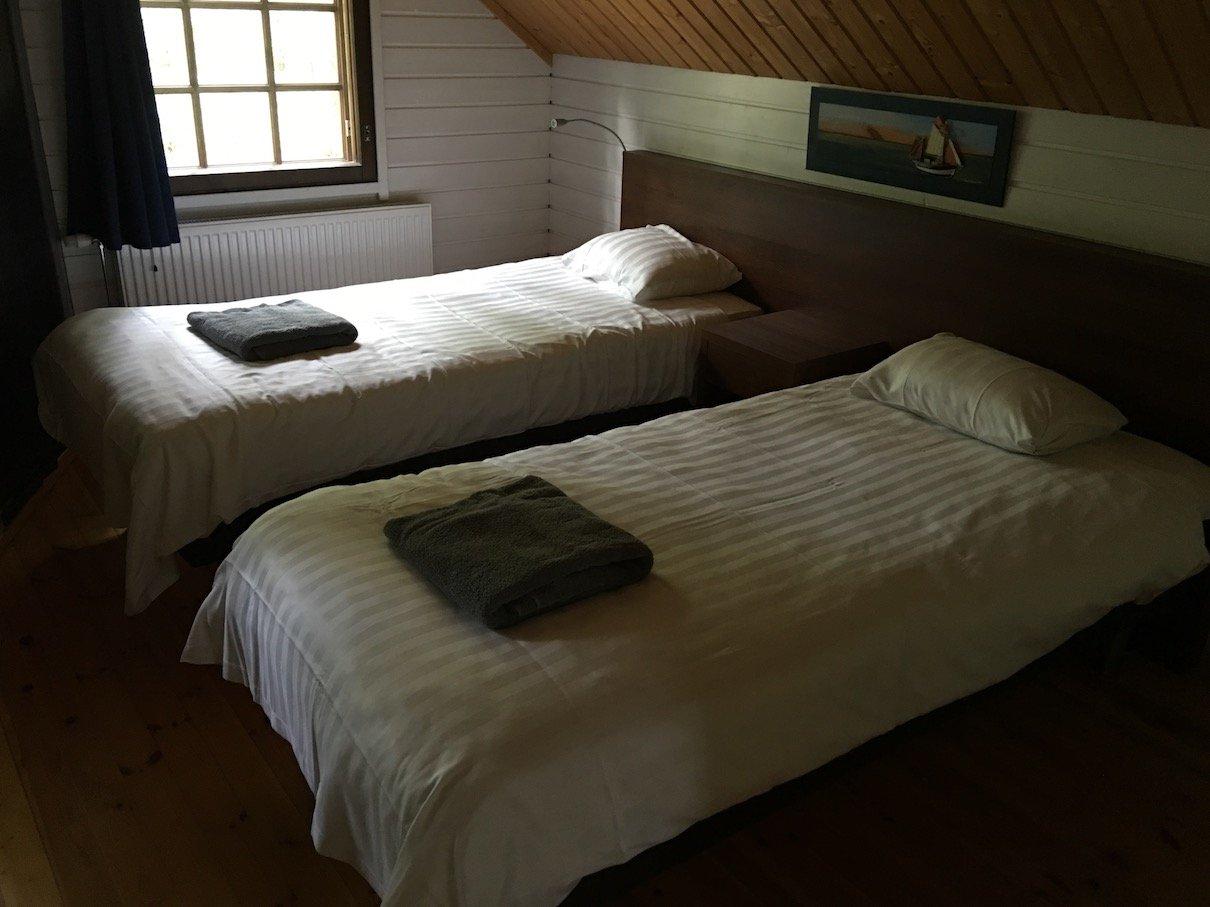 Mein Zimmer im Mökki