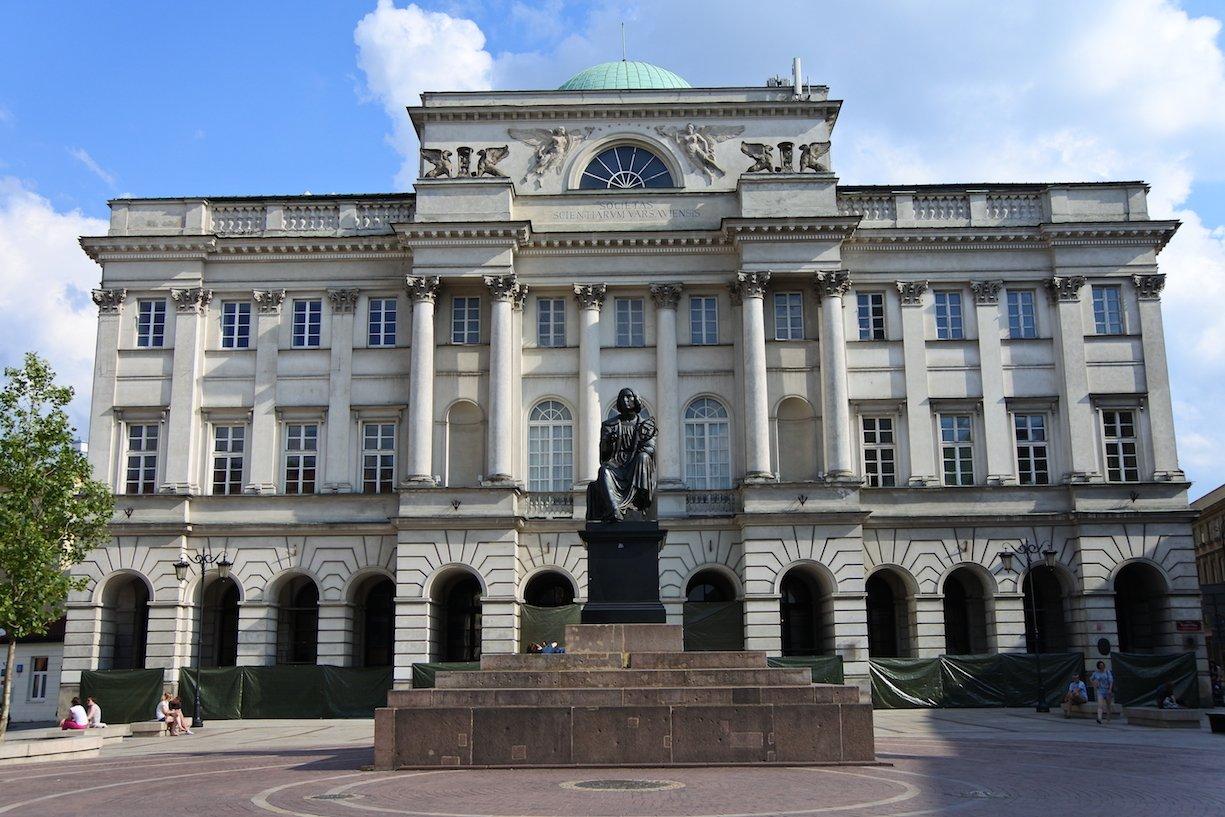 Der Staszic-Palast