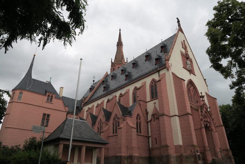 Katholische Wallfahrtskapelle St. Rochus auf dem Rochusberg Bingen