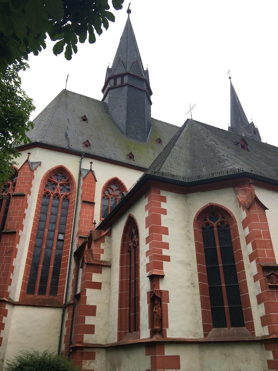 St. Martin Basilika in Bingen