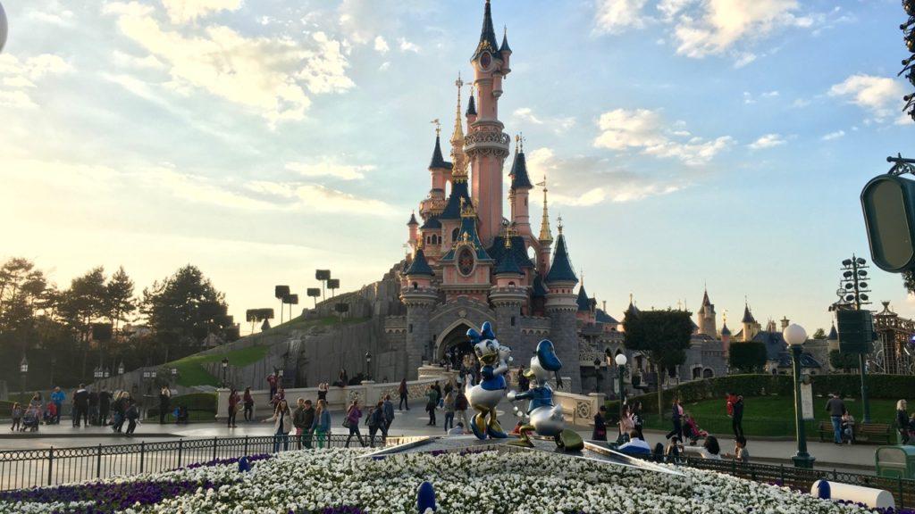 Das Sleeping Beauty Castle gilt als das schönste der Disney Schlösser