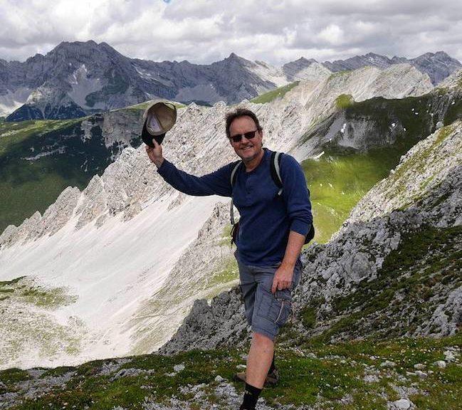 Instagramer Manfred Zöhr