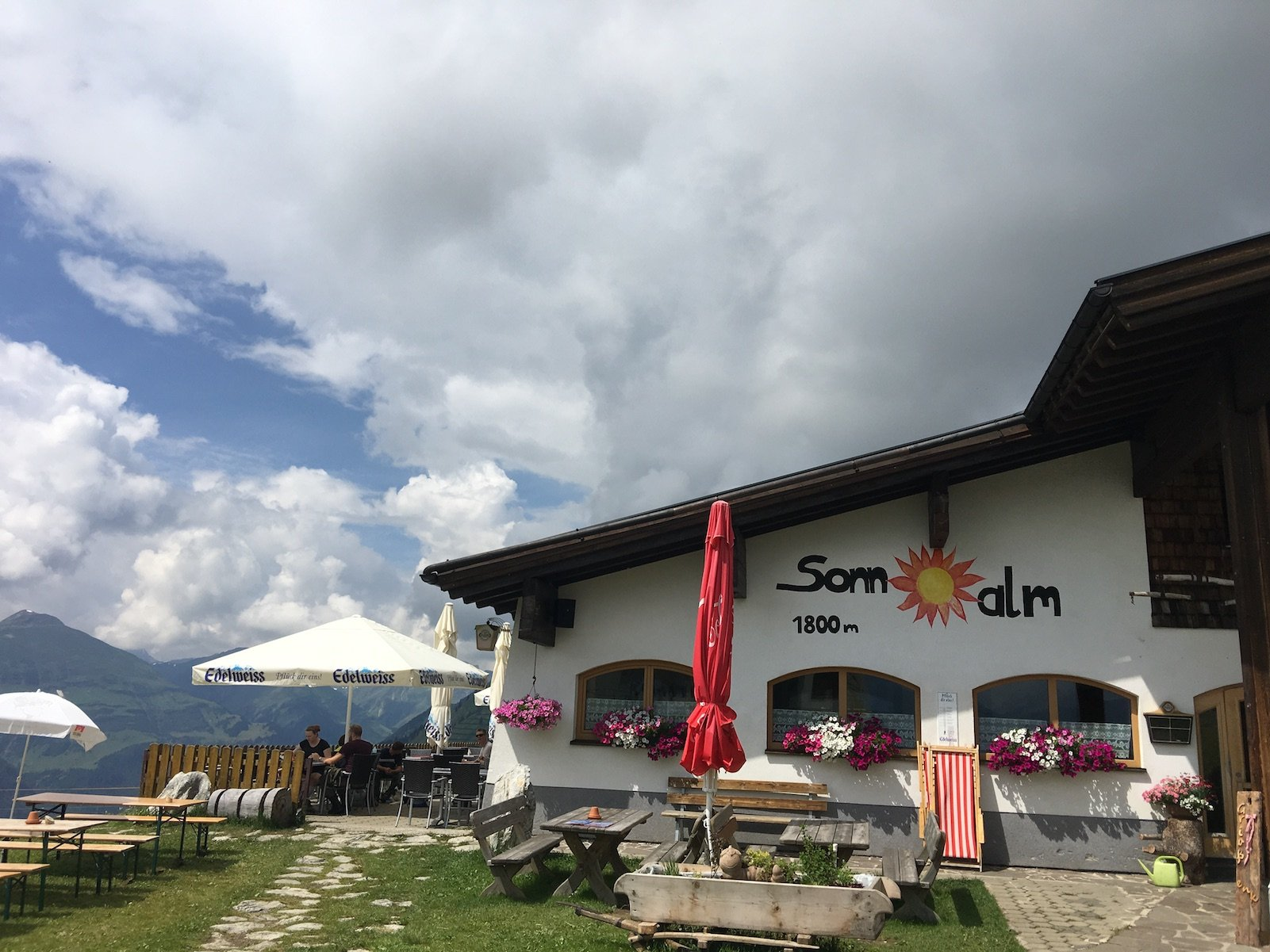 Berggasthof Sonnalm