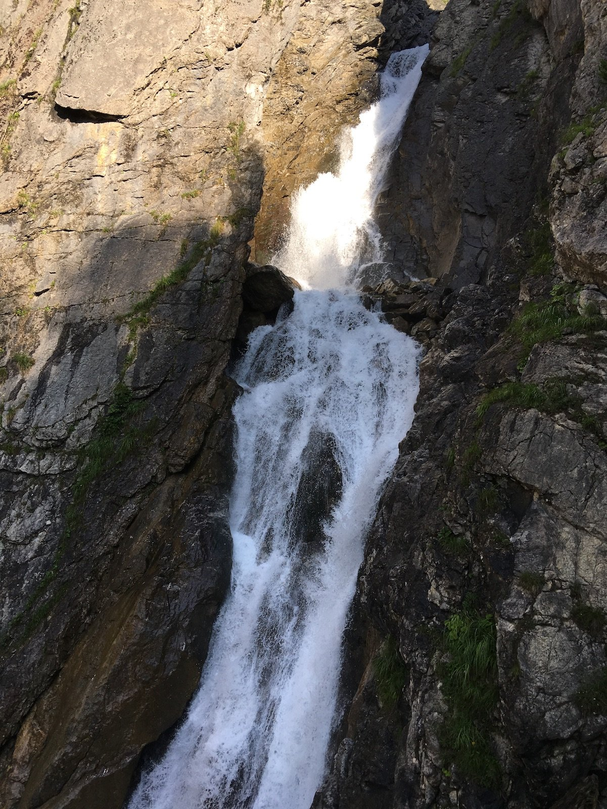 Simmswasserfall