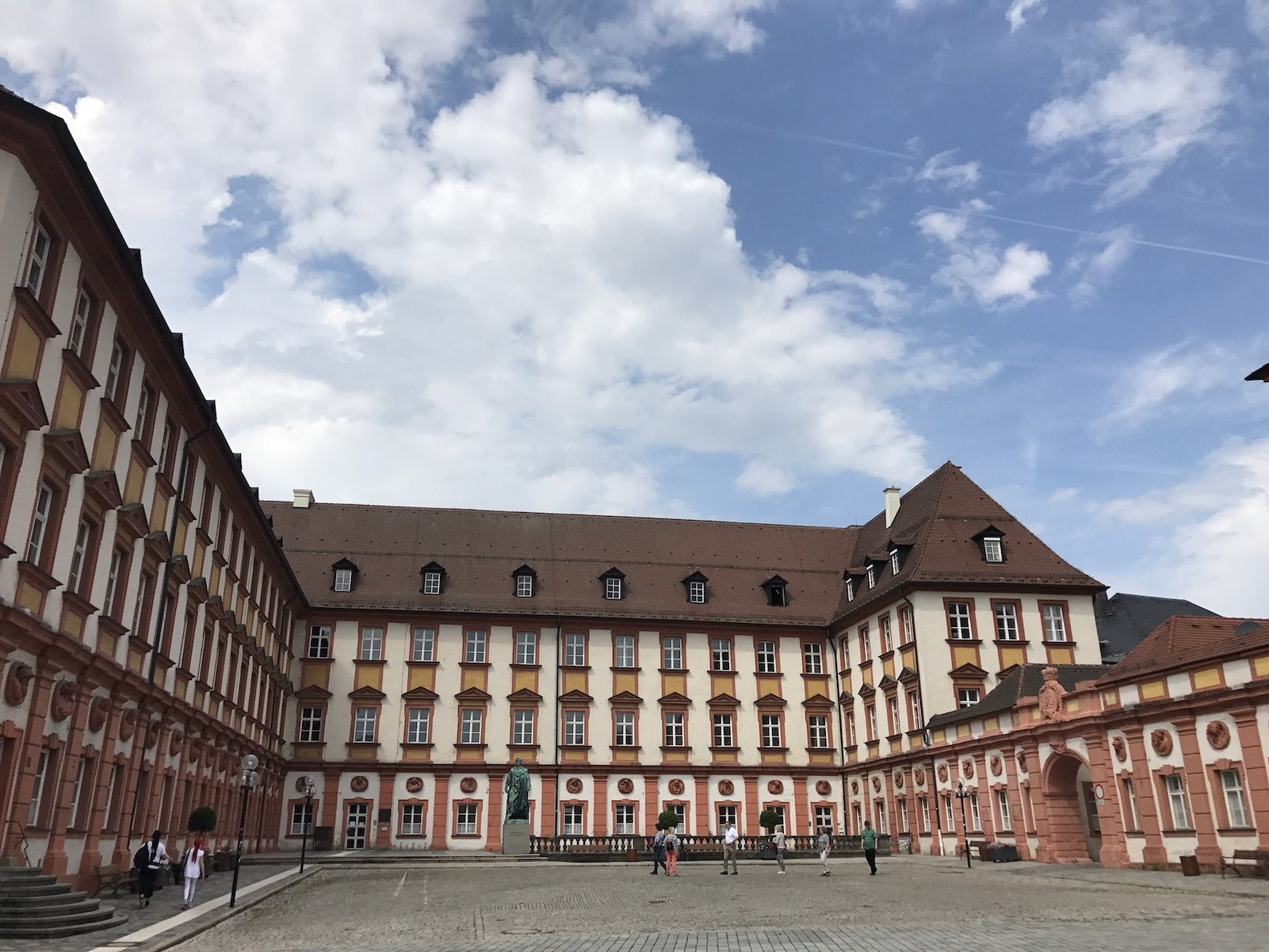 Finanzamt Bayreuth im Alten Schloss