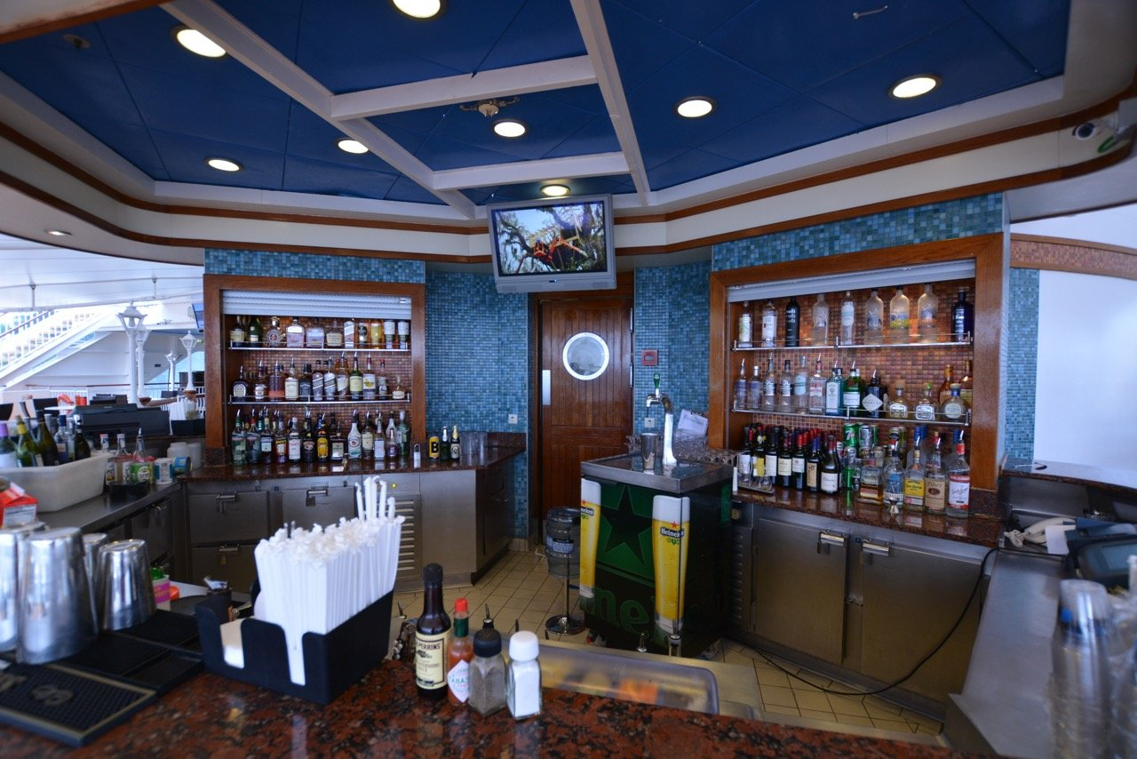 Jade Pit Stop Bar