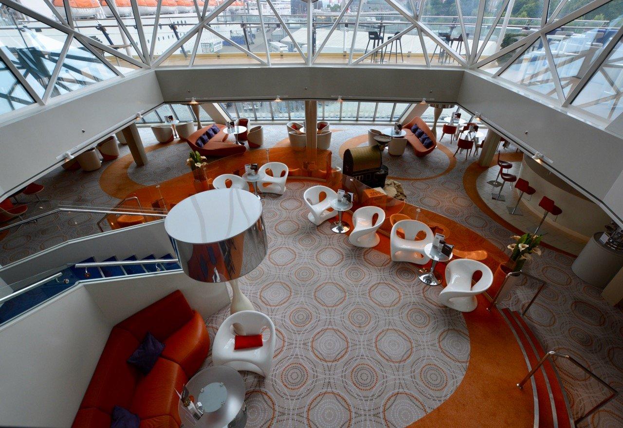 Mein Schiff 3 Cafe Lounge
