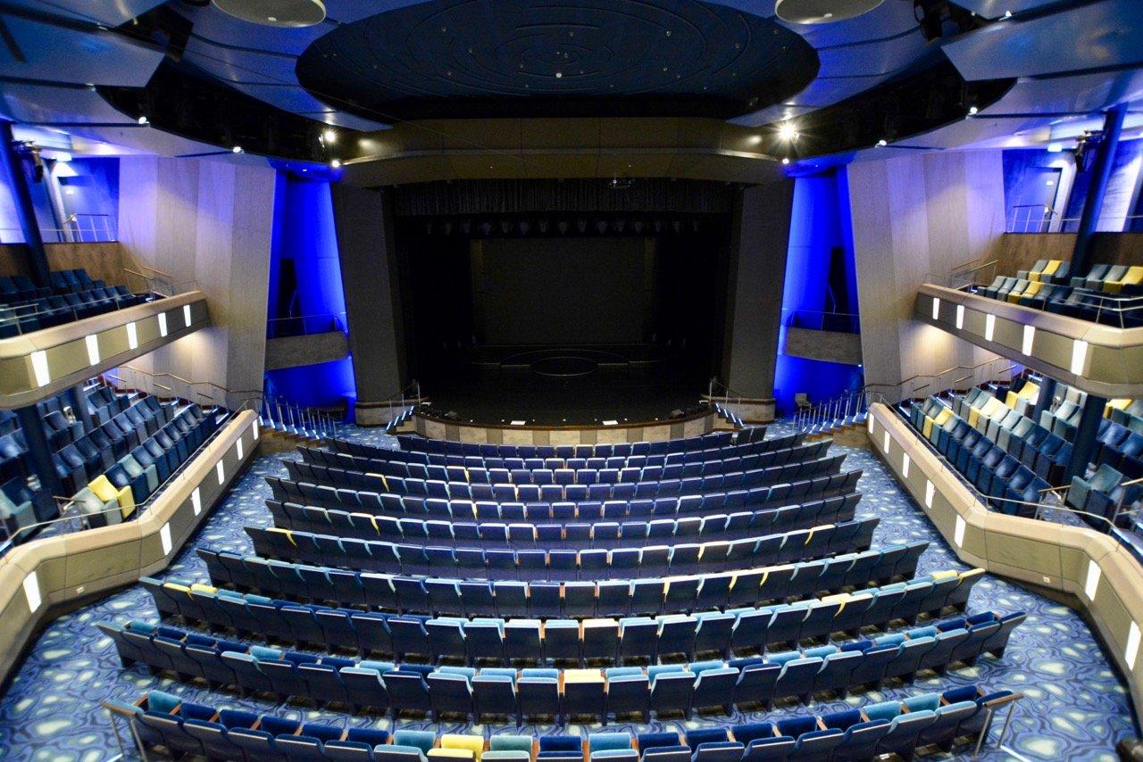 Mein Schiff 3 Theater