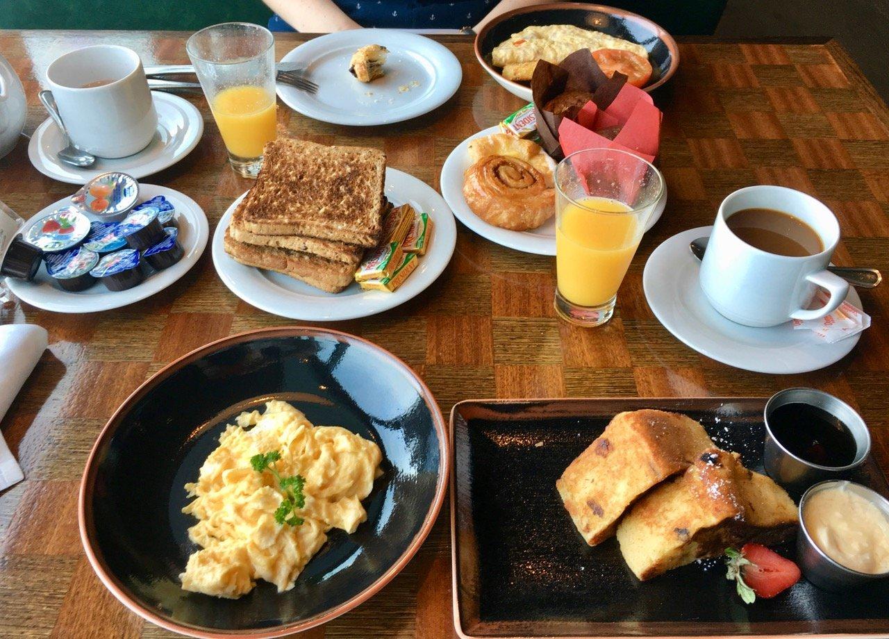Frühstück im O'Sheehan's