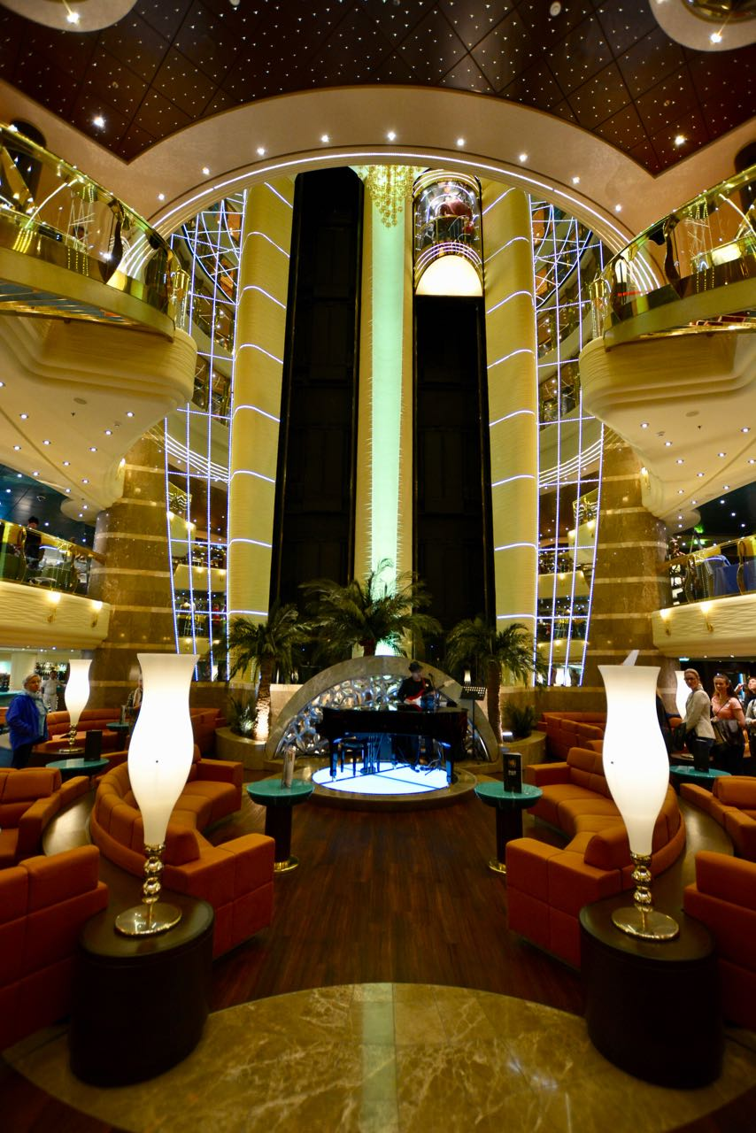 MSC Fantasia Atrium