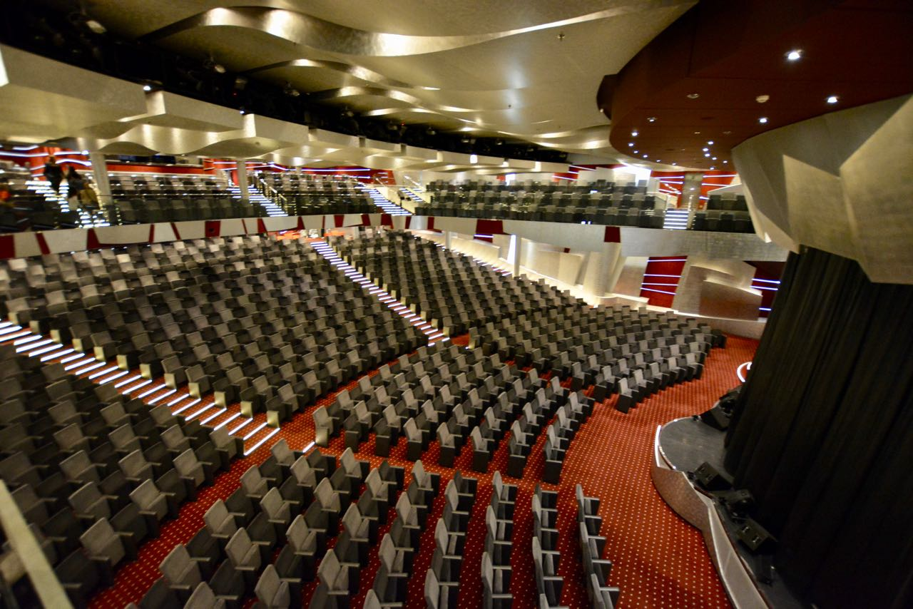 MSC Fantasia Theater