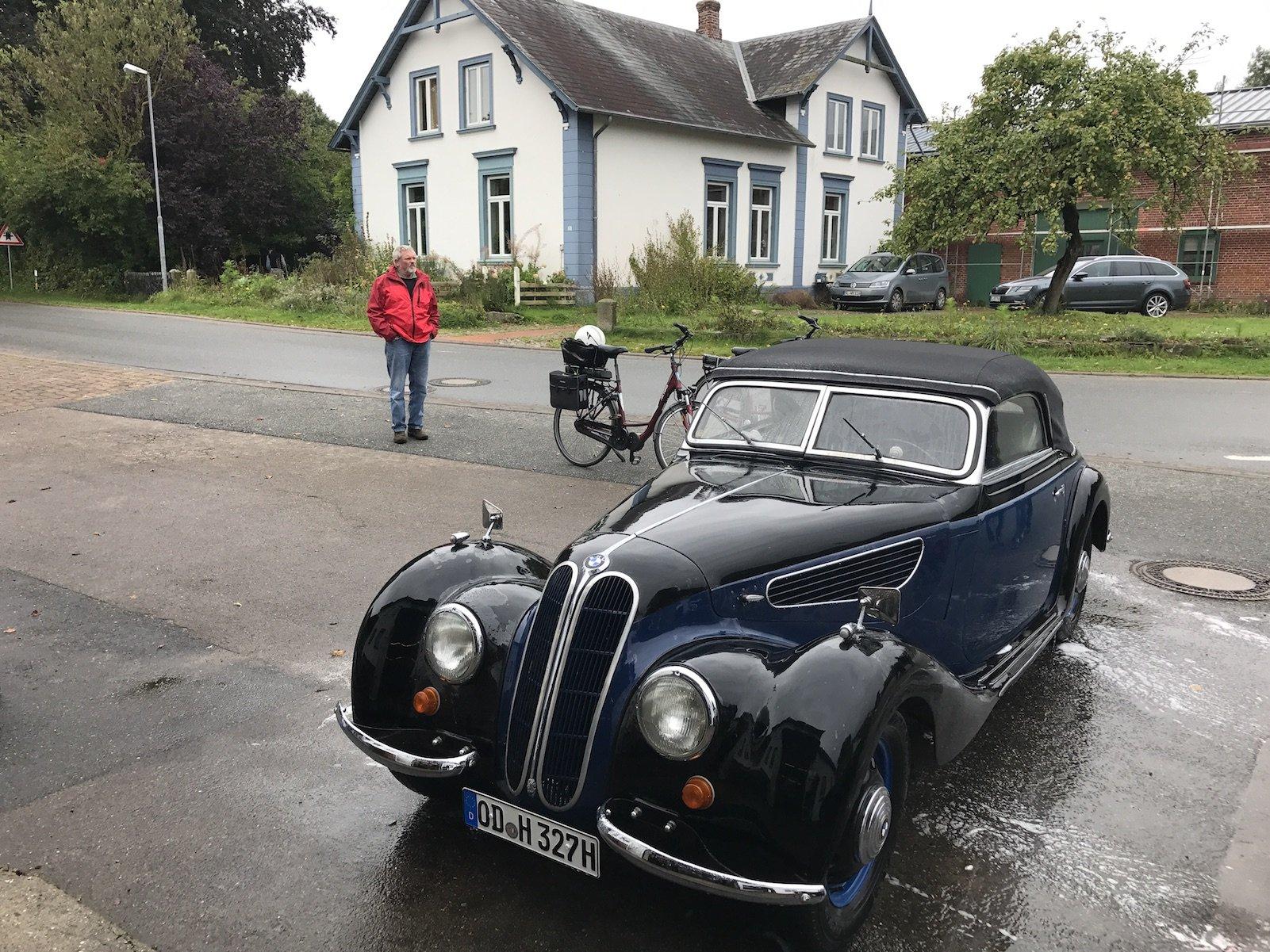 Es gibt auch schöne BMW...