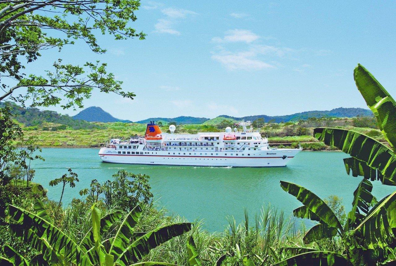 MS Bremen. Foto: Hapag-Lloyd Cruises