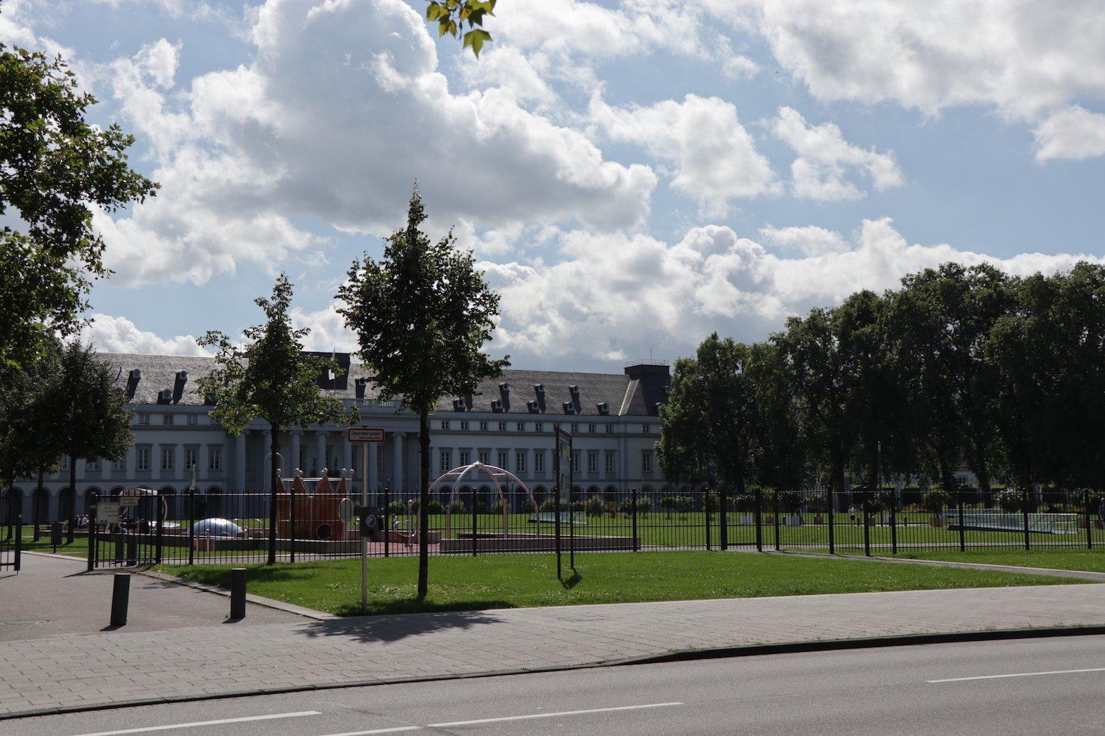 Das Schloss Koblenz