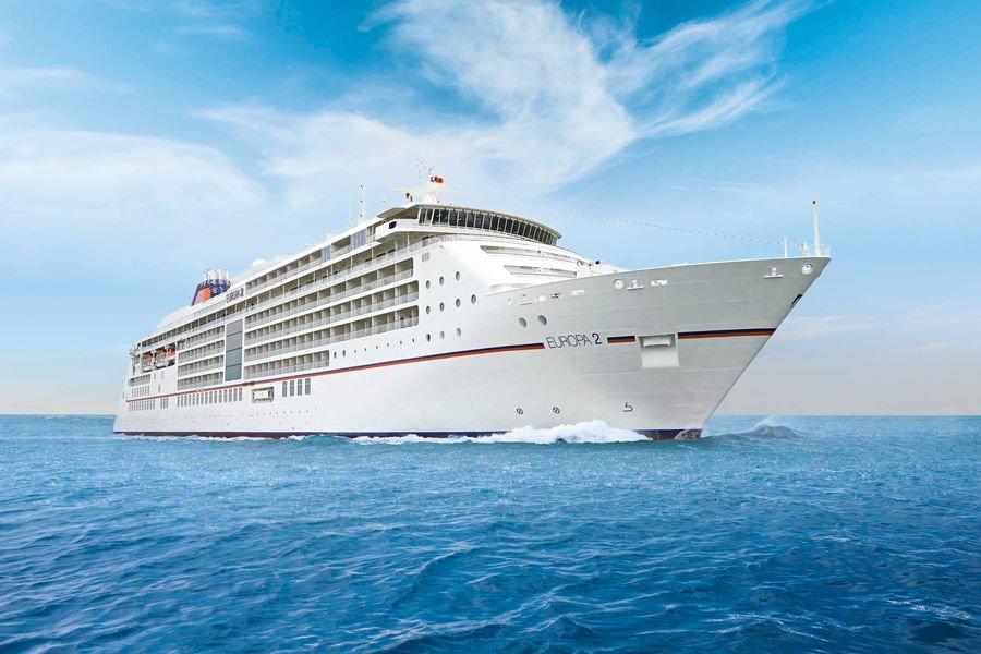MS Europa 2. Foto: Hapag-Lloyd Cruises