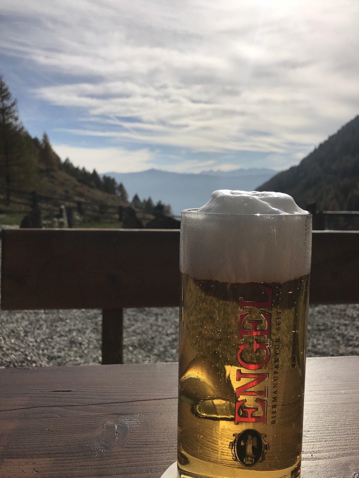 Helles von der Biermanufaktur Engel