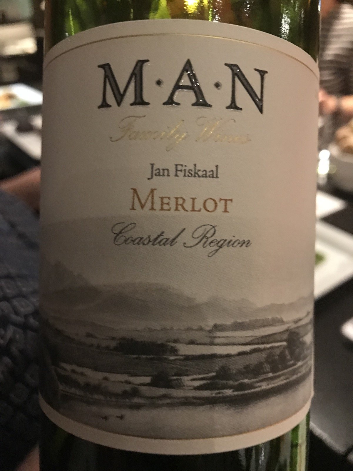 Jan Fiskaal Merlot | MAN Family Wines