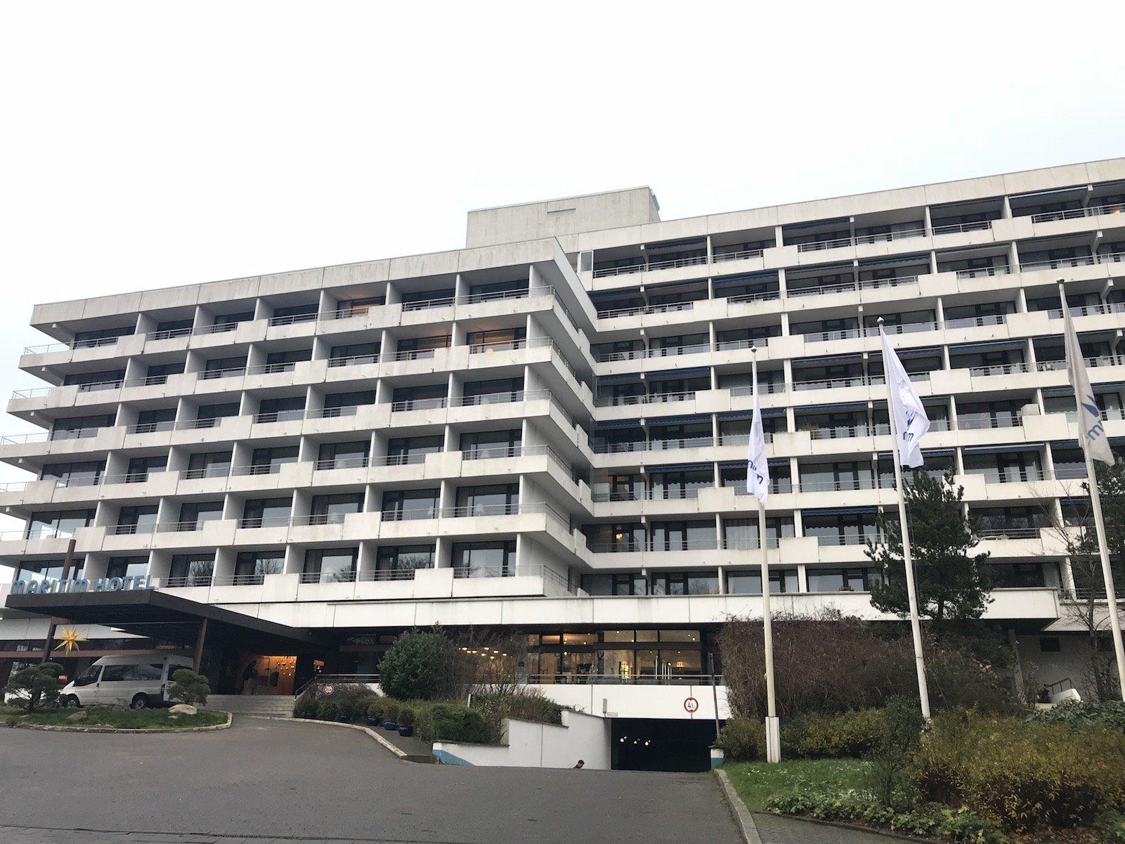 Das Maritim Hotel Kiel