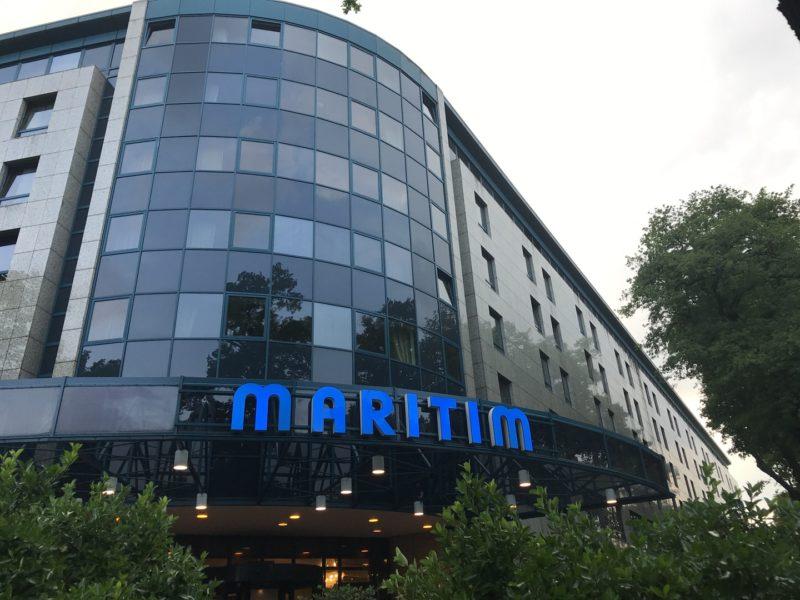 Maritim Hotel Bremen von außen