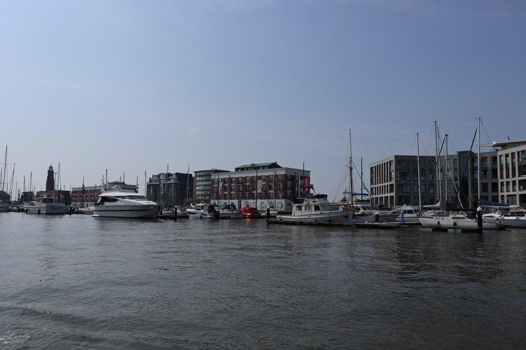 Yachthafen Bremerhaven