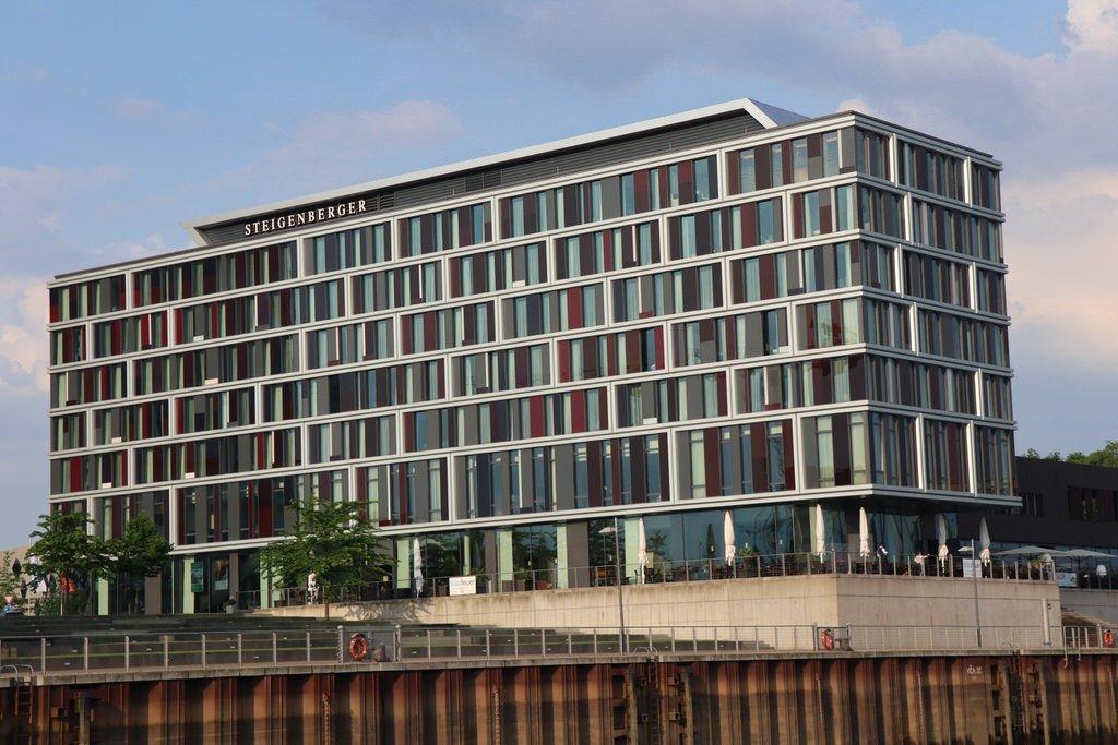 Steigenberger Hotel an der Weser in Bremen