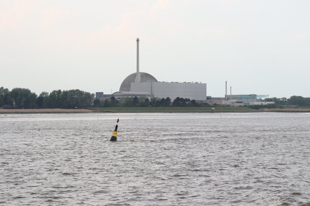 Stillgelegtes Kernkraftwerk Unterweser