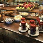 Marmeladen, Obst, Muffins und mehr im Maritim Hotel Bremen