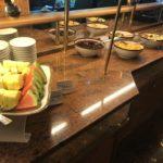 Noch mehr Obst im Maritim Hotel Bremen