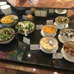 Salate, Fisch und mehr im Maritim Hotel Bremen