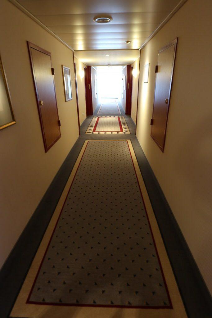 Gang im Maritim Hotel