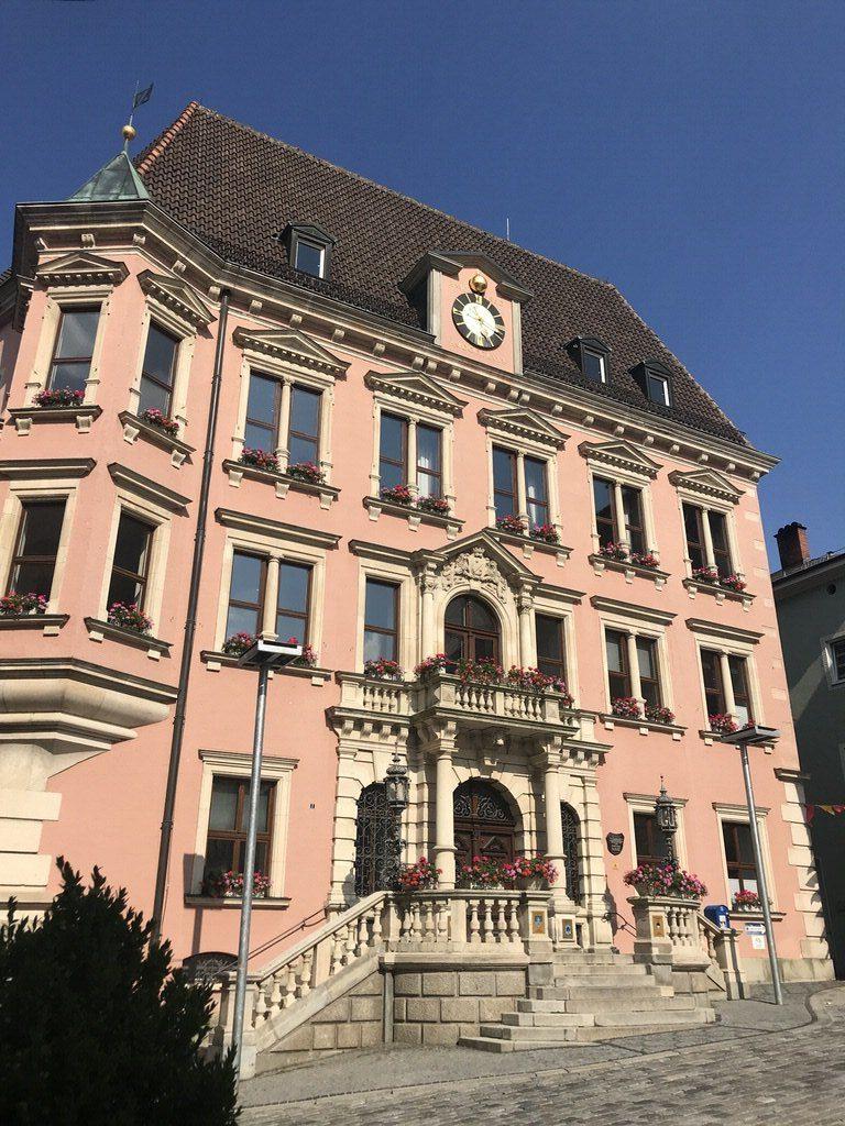 Rathaus von Kaufbeuren