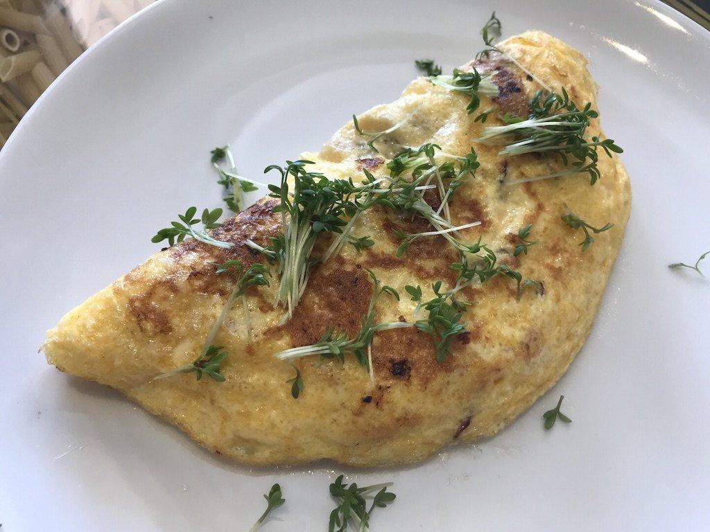 Und noch mehr Omelette :)