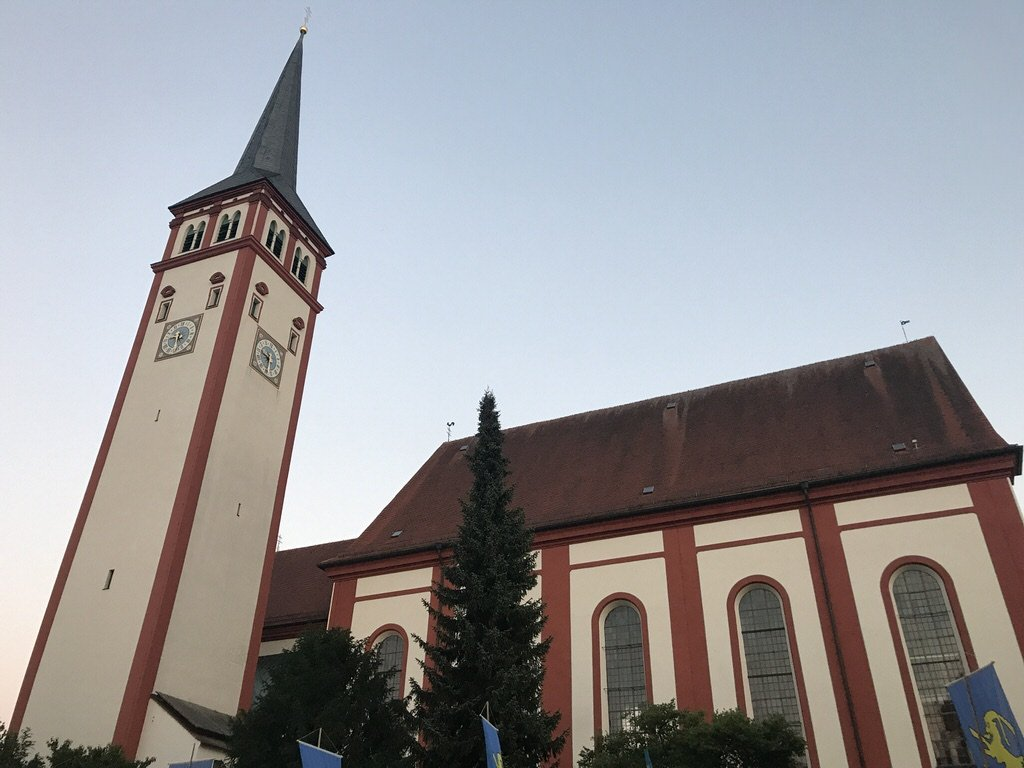 Pfarrkirche St. Stephan Mindelheim