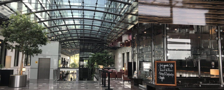 Hotelcheck Maritim Hotel Dusseldorf Am Airport Mit Schonem Pool