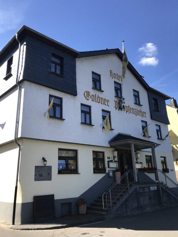 Der goldene Propfenzieher, ein Ort mit viel Geschichte in Oberwesel