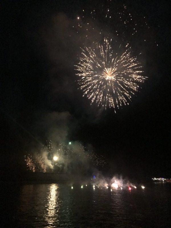 Feuerwerk Rhein in Flammen Oberwesel iPhone7plus 1