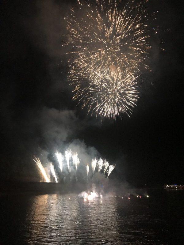 Feuerwerk Rhein in Flammen Oberwesel iPhone7plus 2