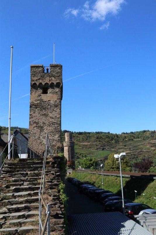 Der Steingassenturm Oberwesel