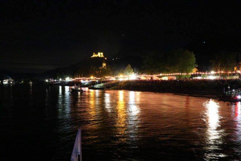 Verzweifelte Versuche, Oberwesel bei Nacht zu fotografieren, Teil 2