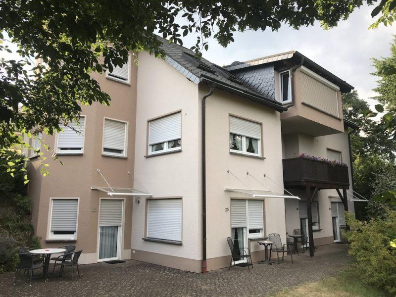 Nebenhaus des Hotels Haus Hubertus in Winterspelt