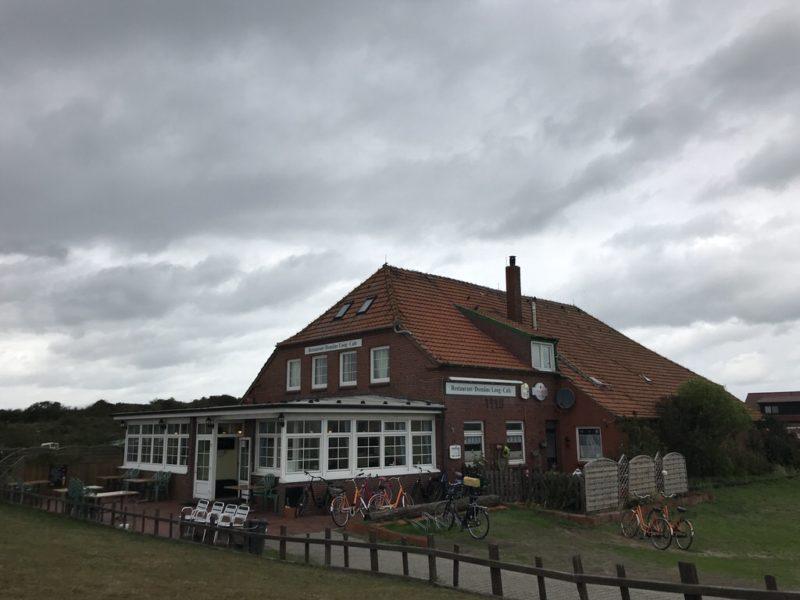 Restaurant Domäne Loog von außen